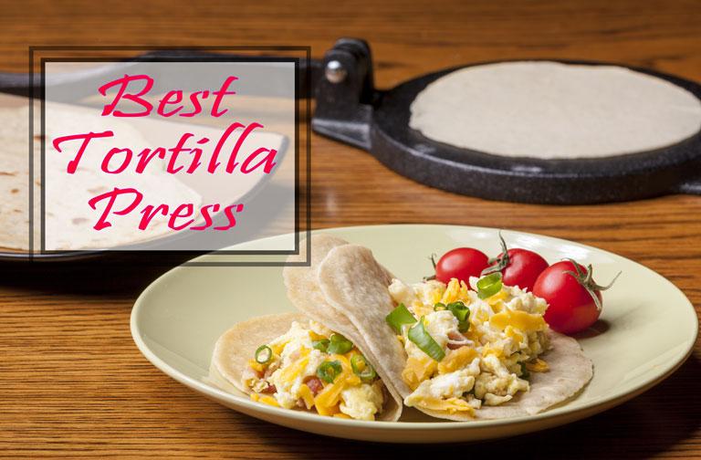 best cast iron tortilla press reviews