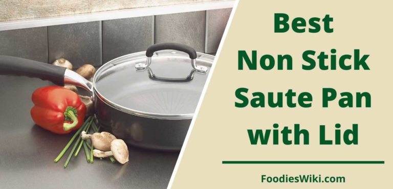 best non stick saute pan with lid