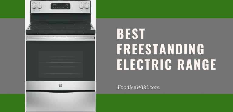 best freestanding electric range